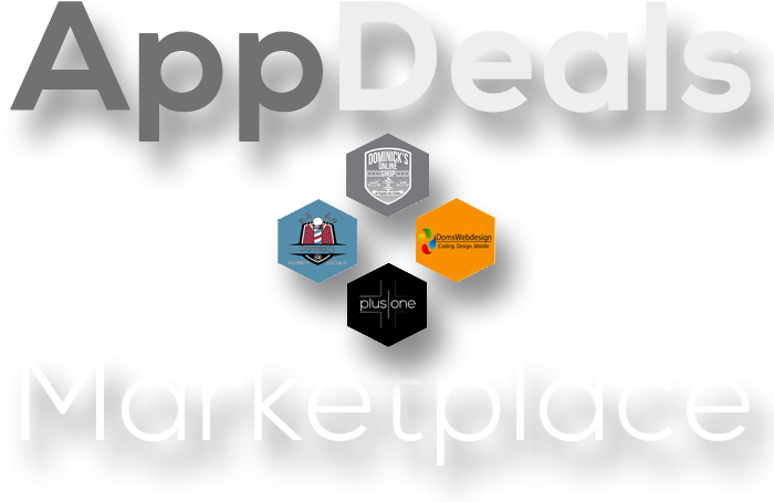 Dom's AppDeals Support