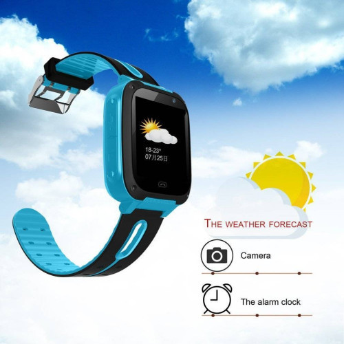 Kids Smartwatch with phone, gps, camera and more!